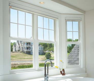 Replacement Windows<br/>& Patio Doors