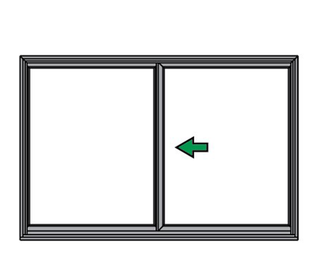 Crestline Sliding Window